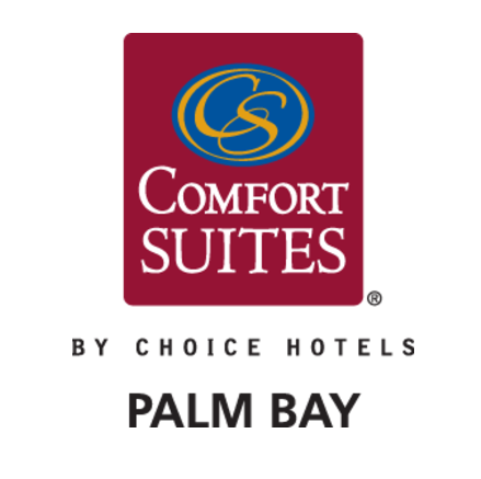 Comfort Suites Logo, Palm Bay