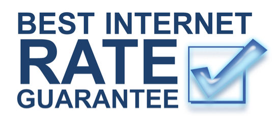 Best internet rate guarentee